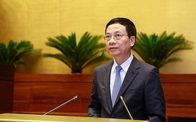 Bộ trưởng Nguyễn Mạnh Hùng: Khi triển khai diện rộng 5G, chúng ta sẽ có thiết bị 5G của Việt Nam