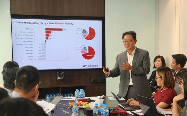 VinaCapital: Dòng tiền ngoại sẽ sớm quay về Việt Nam, trong dài hạn kỳ vọng hút thêm dòng tiền từ các nhà đầu tư tổ chức lớn