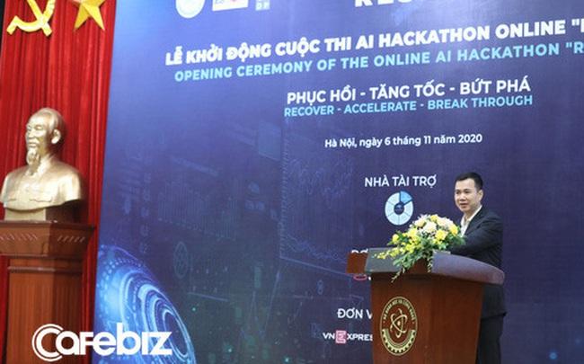 RESET 1010: Cuộc thi dùng AI 'reset' nền kinh tế hậu Covid, sân chơi kiếm tìm ý tưởng và giải pháp vực dậy các SME Việt Nam
