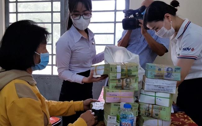 Hơn 1.800 tỉ đồng tiền bồi thường cho người dân làm sân bay Long Thành