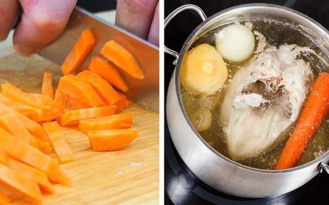 """7 loại thực phẩm có thể bị """"biến chất"""" nếu ta cứ nấu và ăn sai cách, cần lưu ý kỹ để tránh """"rước hoạ vào người"""""""