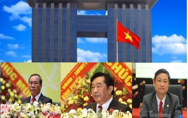 Bộ chính trị chuẩn y các chức danh, Bình Dương phân việc chi tiết từng lãnh đạo