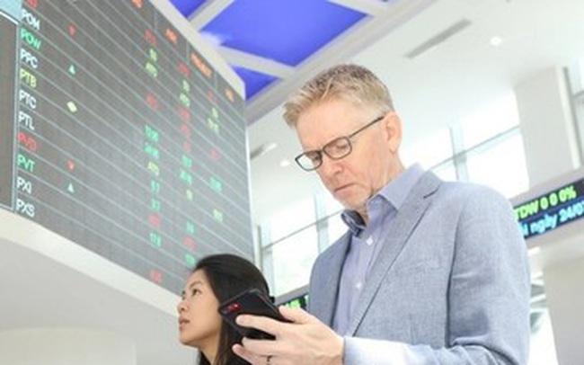 Khối ngoại tiếp tục rút ròng hơn 1.920 tỷ đồng trong tuần 2-6/11, MSN và HPG vẫn là tâm điểm