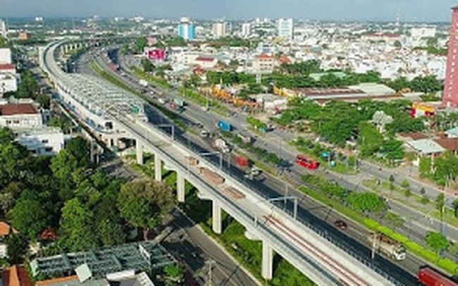 Kiến nghị sớm giải ngân hơn 3.000 tỉ đồng vốn cho tuyến Metro số 1