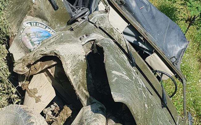 Nguyên nhân vụ xe U oát lao xuống vực sâu khiến 7 người thương vongở Hà Giang