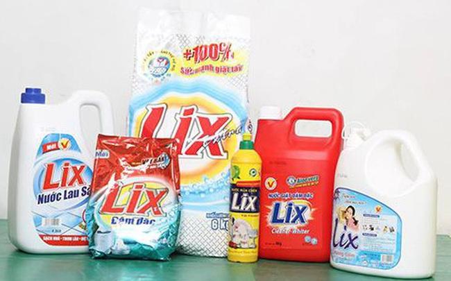 Bột giặt LIX chốt quyền tạm ứng cổ tức 30% bằng tiền mặt
