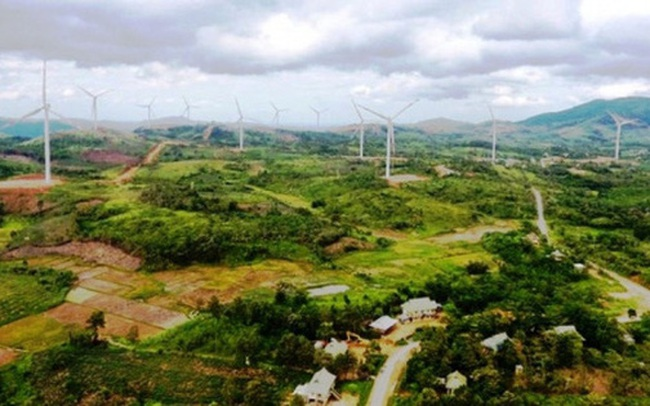 Vì sao 5 dự án điện gió đổ bộ vào Hướng Hóa - Quảng Trị?