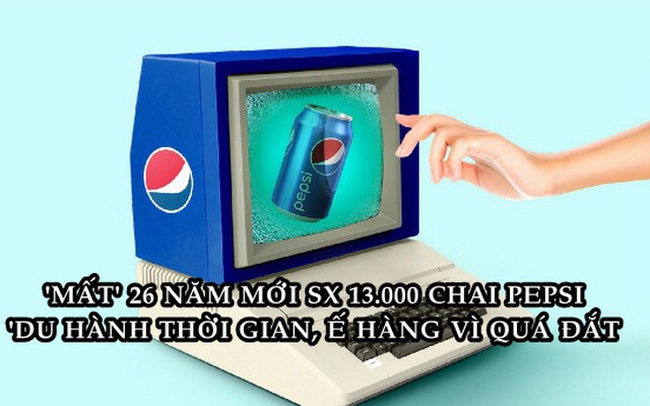 Cách Pepsi tự đạp đổ 'nồi cơm' của mình: Chuẩn bị 26 năm mới tung ra 13.000 chai nước, ế hàng vì giá quá đắt