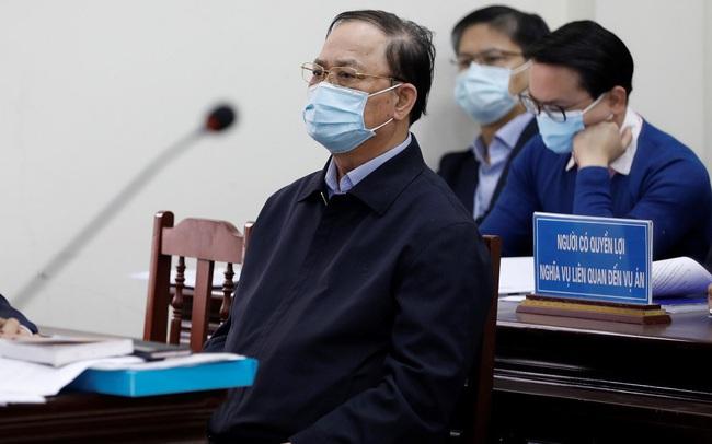 Cựu Đô đốc Nguyễn Văn Hiến xin được cải tạo không giam giữ
