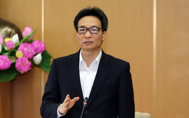 Phó Thủ tướng Vũ Đức Đam: Việt Nam cần xây dựng khung pháp lý liên quan đến phát triển bền vững