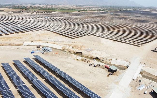Hai dự án điện mặt trời tỷ đô xin cơ chế 'đặc thù'