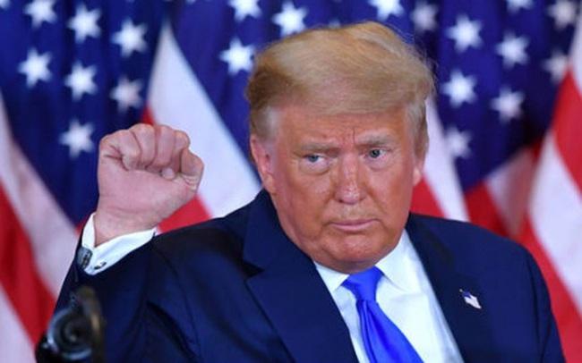 Không còn đường lùi, Trump gây sức ép lên Tòa án Tối cao để lật ngược kết quả bầu cử