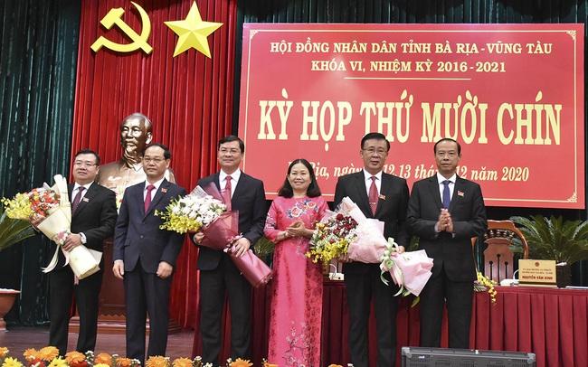 Giám đốc Sở KH&ĐT được bầu làm Phó Chủ tịch UBND tỉnh Bà Rịa - Vũng Tàu