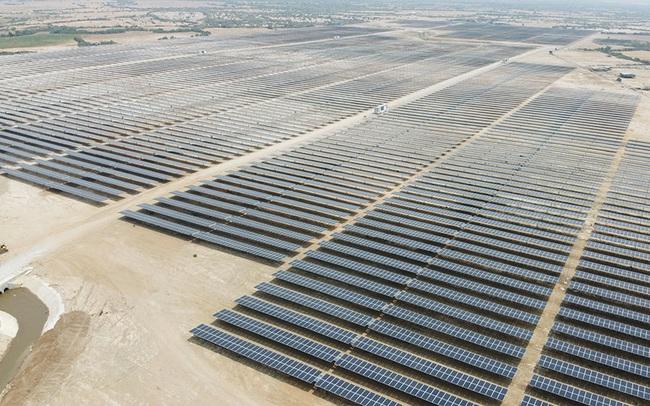 """Điểm danh loạt siêu dự án của các """"đại gia"""" điện mặt trời có mặt tại Ninh Thuận"""