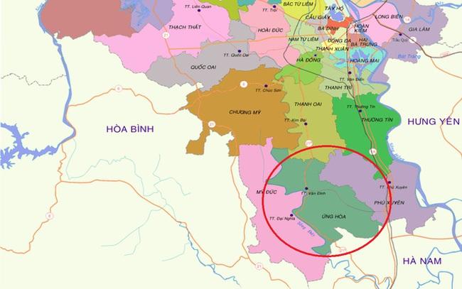 """Sân bay thứ 2 Hà Nội không được xây dựng trong thập niên tới, dân đầu cơ BĐS Ứng Hòa """"vỡ mộng"""""""