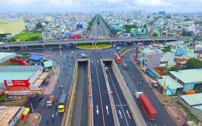Điểm tên các công trình giao thông trọng điểm của Tp.HCM hoàn thành vào năm 2020