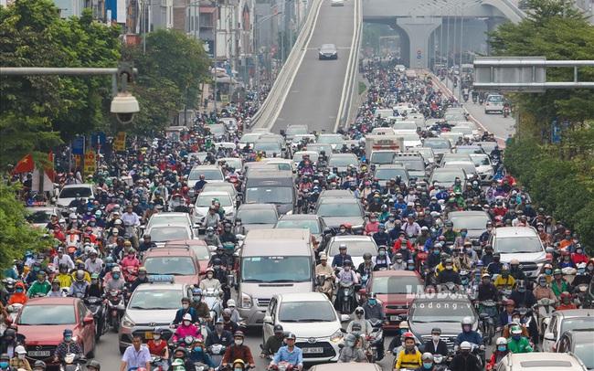 Mục tiêu không để TP.HCM, Hà Nội... xảy ra tắc đường quá 30 phút