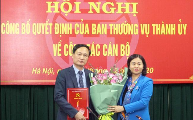 Hà Nội bổ nhiệm nhiều lãnh đạo chủ chốt