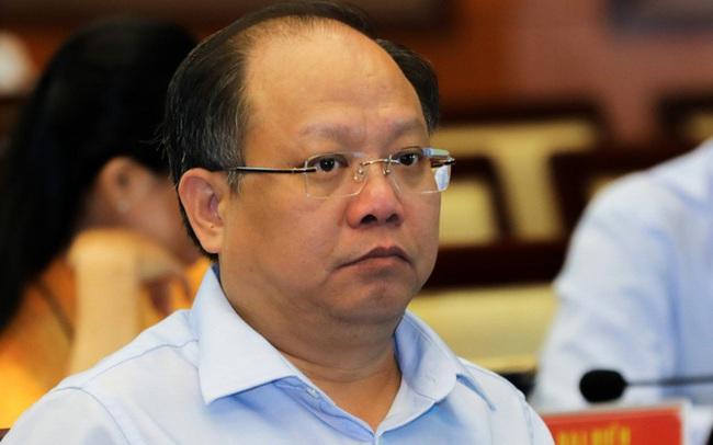 Tạm đình chỉ tư cách đại biểu HĐND TP HCM đối với ông Tất Thành Cang