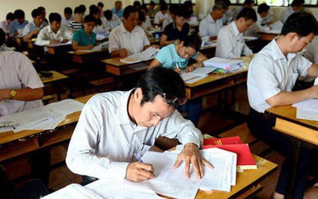 500 công chức, viên chức ở Hà Tĩnh phải thi tuyển lại