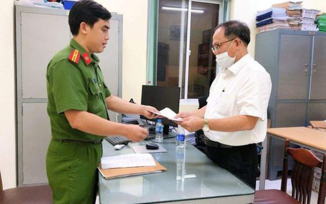 Công an TP HCM tiếp tục bắt một lãnh đạo Sadeco