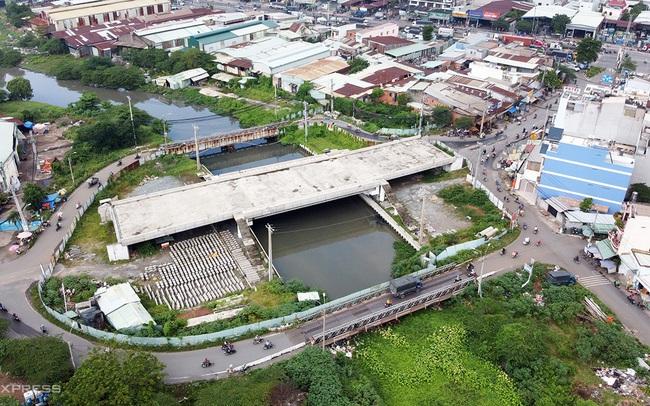 Tp.HCM kiến nghị đổi hình thức đầu tư cây cầu gần 700 tỷ đồng