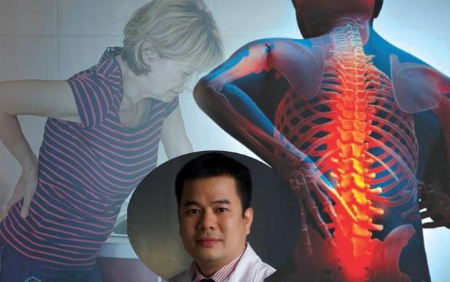 """Có tới 30% người Việt mắc căn bệnh thoát vị đĩa đệm: BS bệnh viện Việt Đức cảnh báo """"đừng để tới khi không cầm nổi đũa"""" mới đi khám"""