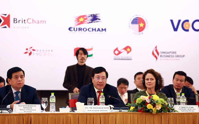 """""""Tạo môi trường cho doanh nghiệp phục hồi là ưu tiên hàng đầu của Chính phủ Việt Nam"""""""