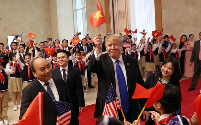 Tổng thống Mỹ Donald Trump muốn thăm lại Việt Nam thời gian tới