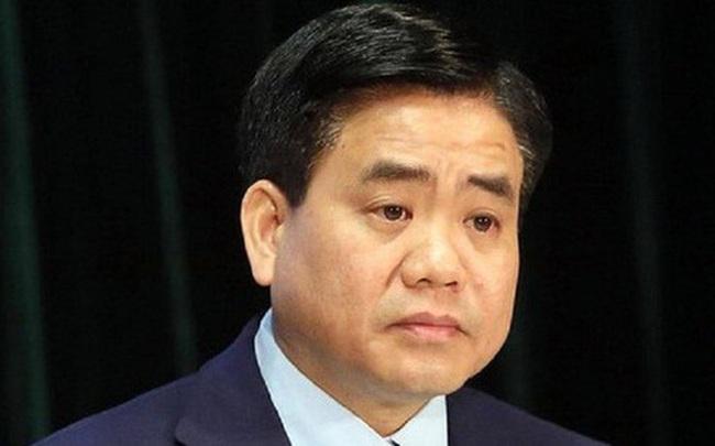 Ông Nguyễn Đức Chung bị đề nghị khai trừ Đảng do vi phạm rất nghiêm trọng