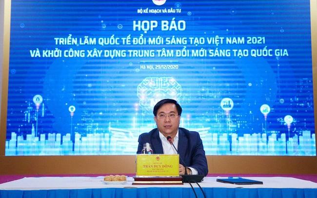 """750 tỉ đồng vốn """"ngoài ngân sách"""" xây dựng trung tâm đổi mới sáng tạo ở Hà Nội"""