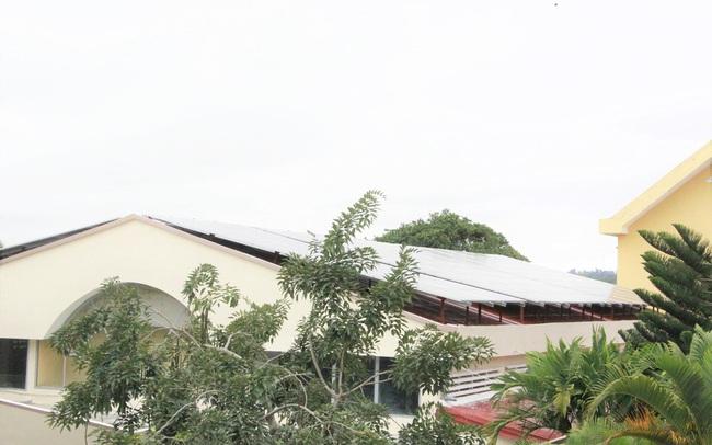 Đắk Lắk: Thu hồi các dự án làm điện mặt trời trên mái trường học