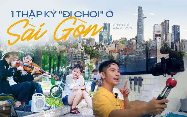 """Ngỡ ngàng trước sự thay đổi của người Sài Gòn trong 1 thập kỷ: Những văn hóa giải trí từng là vàng son và khái niệm mới trong hai từ """"thư giãn"""""""