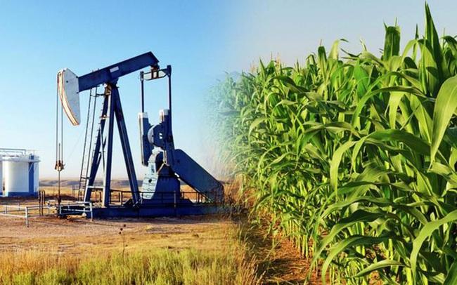 Thị trường ngày 31/12: Giá dầu và vàng tăng, ngô và đậu tương cao nhất 6,5 năm, quặng sắt giảm mạnh
