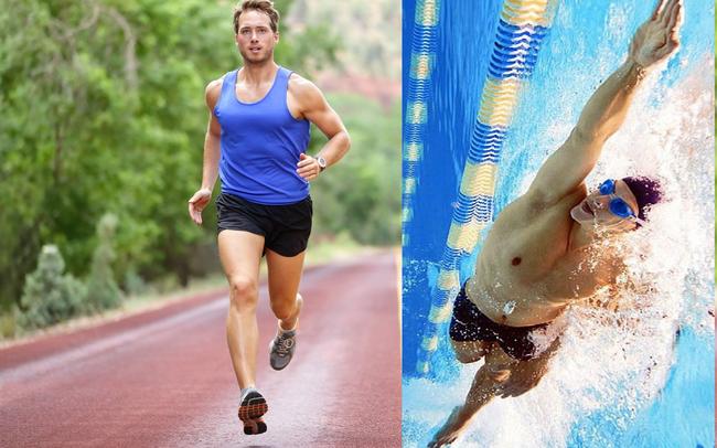 Bơi lội hay chạy bộ tốt hơn cho sức khỏe: Chuyên gia thể thao chỉ ra điểm cần đặc biệt lưu ý khi lựa chọn cách luyện tập