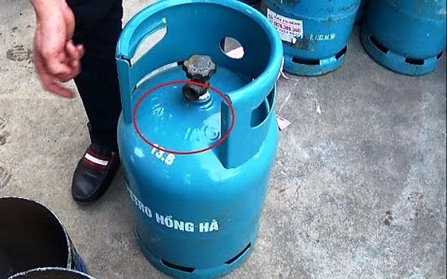 """Những """"hang ổ"""" chiếm dụng vỏ bình gas vẫn ngoài vòng pháp luật"""