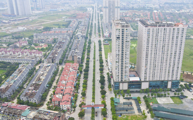 Giá nhà đất một số khu vực phía Tây Hà Nội dần tăng trở lại mức đỉnh cách đây 10 năm