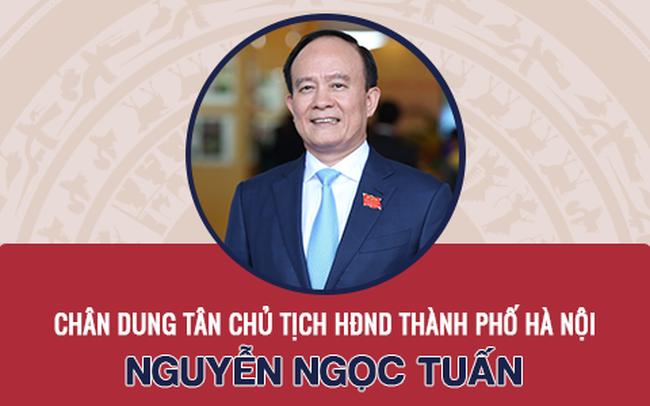 Chân dung tân Chủ tịch HĐND thành phố Hà Nội Nguyễn Ngọc Tuấn