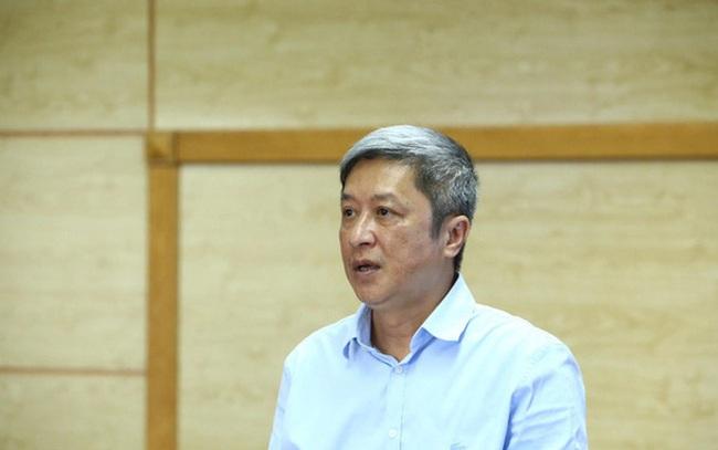 Thứ trưởng Nguyễn Trường Sơn: 500 ca hoàn toàn trong kiểm soát; để du khách rời Đà Nẵng là hợp lý!