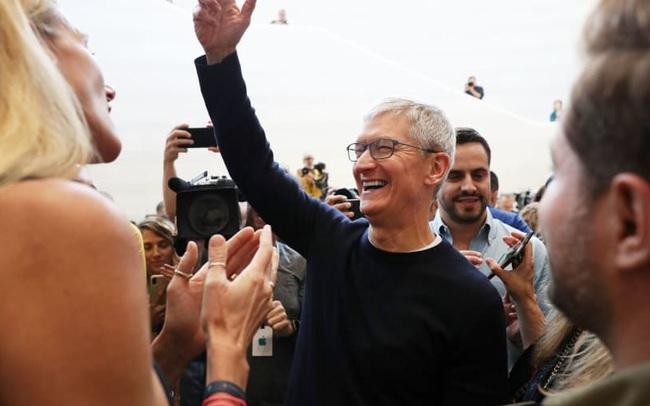 Vượt đại gia dầu mỏ, Apple chính thức trở thành công ty giá trị nhất thế giới