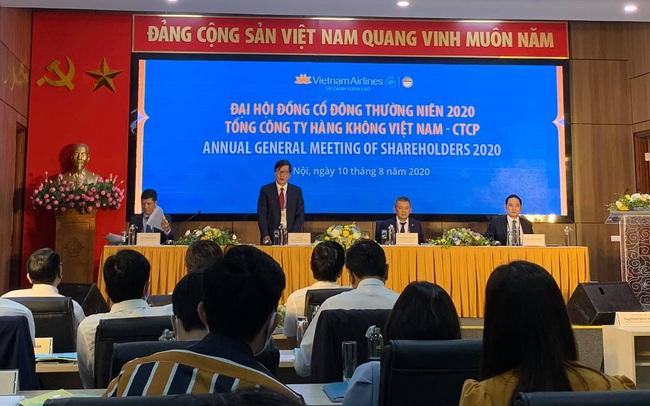 ĐHĐCĐ Vietnam Airlines: Cuối tháng 8 cạn tiền, trình phương án vay 4.000 tỷ và tăng vốn chủ sở hữu 8.000 tỷ