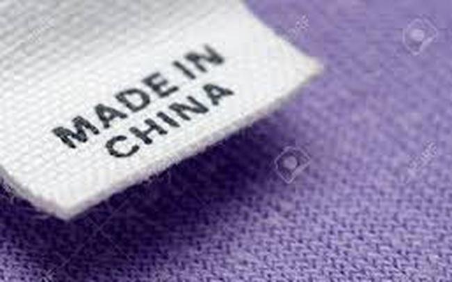 """Mỹ buộc hàng hóa nhập khẩu từ Hồng Kông phải gắn mác """"Made in China"""""""