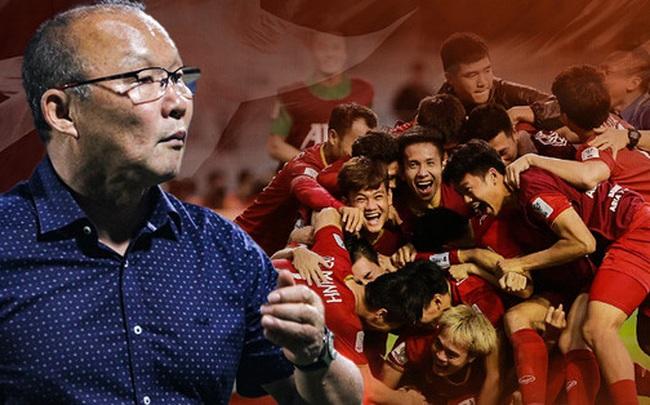 """Hoãn vòng loại World Cup 2022: Tuyển Việt Nam và thầy Park """"thất nghiệp"""" trong năm 2020"""