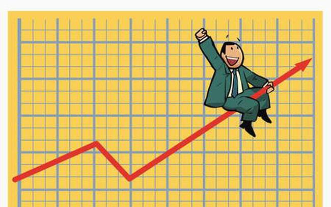 VnIndex tăng hơn 8 điểm, HVN bất ngờ tăng vọt 4%