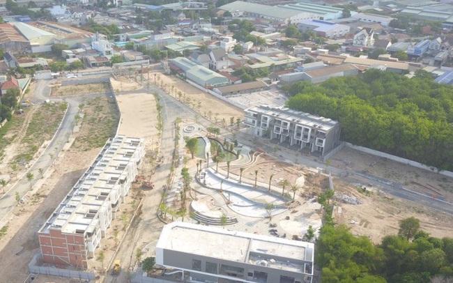 Bình Dương xử lý hai chủ đầu tư khu dân cư xây dựng trái phép