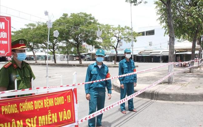 Lịch trình tiếp xúc với nhiều người của 2 ca nhiễm COVID-19 mới ở Quảng Nam