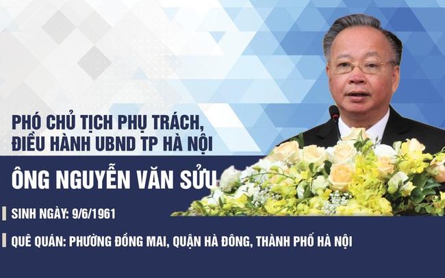 Chân dung người phụ trách, điều hành UBND Hà Nội thay ông Nguyễn Đức Chung