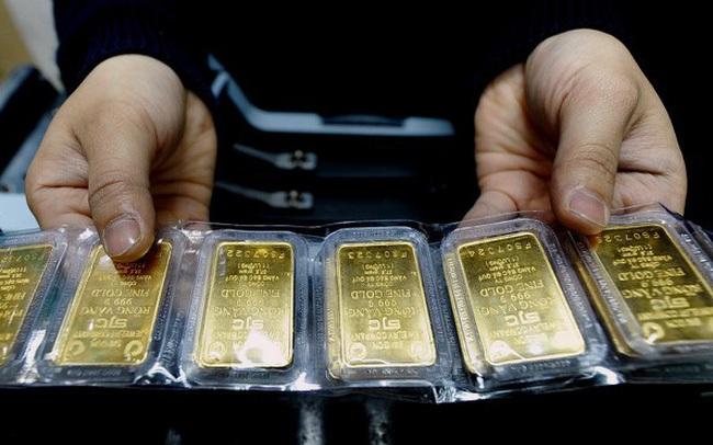 Giá vàng mua vào tăng mạnh gần 2,5 triệu đồng/lượng