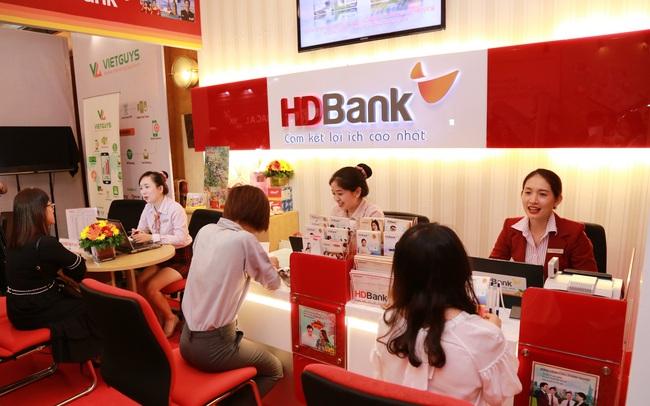 HDBank chuẩn bị chia cổ tức và cổ phiếu thưởng đợt 1, tổng tỷ lệ 30%