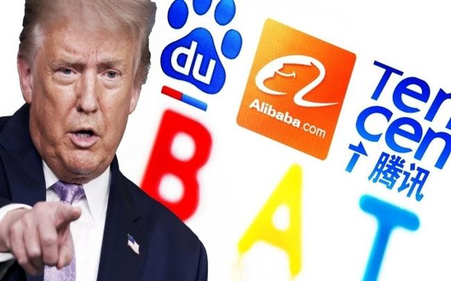 Chính quyền Trump đang chuyển tầm ngắm đến Alibaba?
